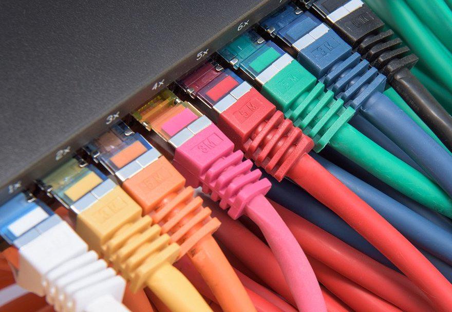 Tipos de cable de red